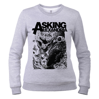Asking Alexandria 01 - Свитшот женский