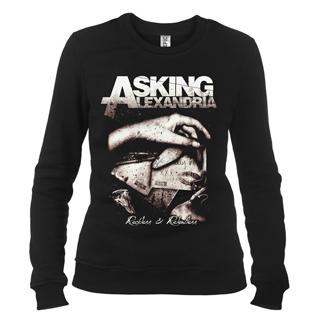 Asking Alexandria 02 - Свитшот женский