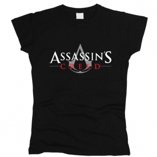 Assassin's Creed 02 - Футболка женская