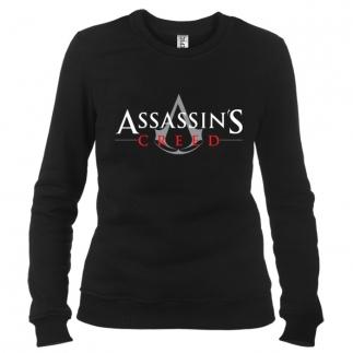 Assassin's Creed 02 - Свитшот женский