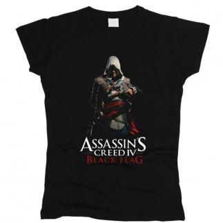 Assassin's Creed 04 - Футболка женская