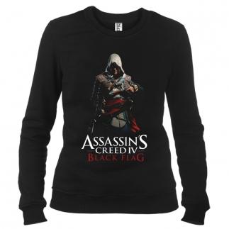 Assassin's Creed 04 - Свитшот женский