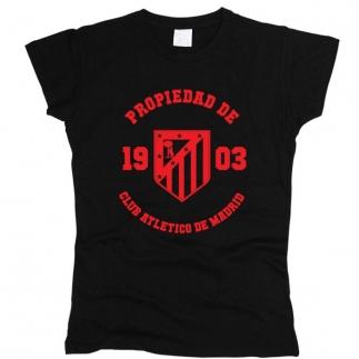 Atletico 01 - Футболка женская