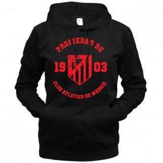 Atletico 01 - Толстовка женская