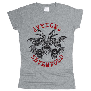 Avenged Sevenfold 01 - Футболка женская
