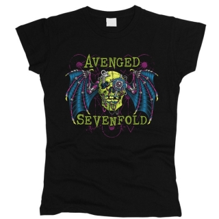 Avenged Sevenfold 06 - Футболка женская