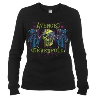 Avenged Sevenfold 06 - Свитшот женский