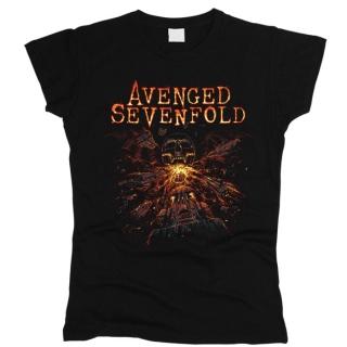 Avenged Sevenfold 07 - Футболка женская