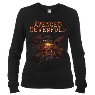 Avenged Sevenfold 07 - Свитшот женский