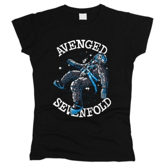 Avenged Sevenfold 08 - Футболка женская