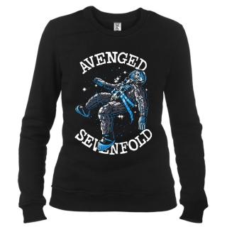 Avenged Sevenfold 08 - Свитшот женский