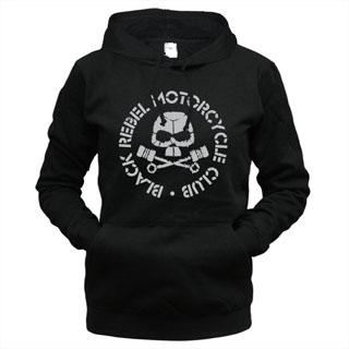 Black Rebel Motorcycle Club 01 - Толстовка женская