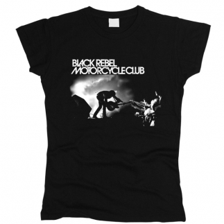 Black Rebel Motorcycle Club 04 - Футболка женская
