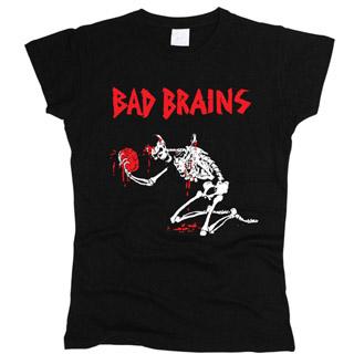 Bad Brains 04 - Футболка женская