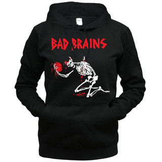 Bad Brains 02 - Толстовка женская