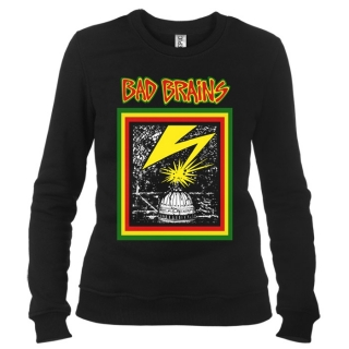 Bad Brains 05 - Свитшот женский