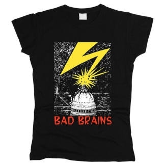 Bad Brains 06 - Футболка женская