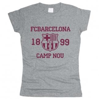 Barcelona 01 - Футболка женская