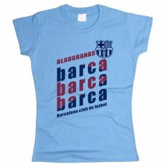 Barcelona 03 - Футболка женская