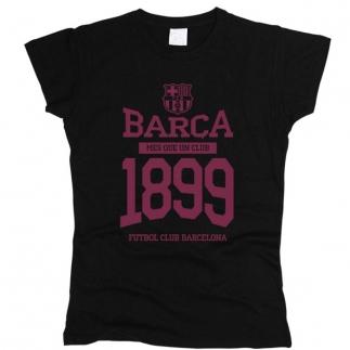 Barcelona 04 - Футболка женская