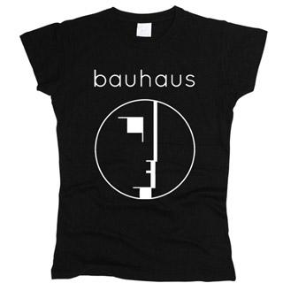 Bauhaus 02 - Футболка женская