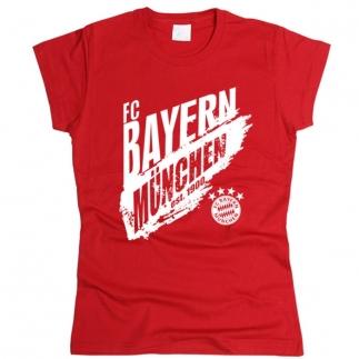 Bayern 01 - Футболка женская