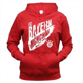 Bayern 01 - Толстовка женская
