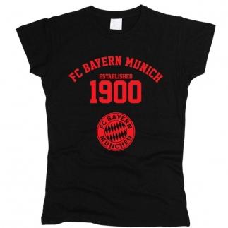 Bayern 02 - Футболка женская
