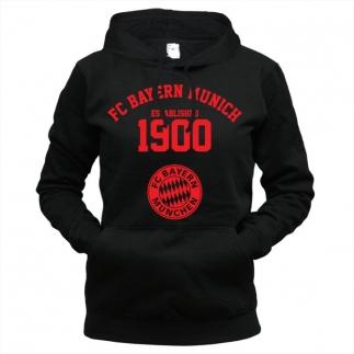 Bayern 02 - Толстовка женская