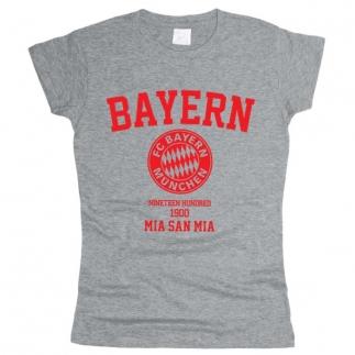 Bayern 03 - Футболка женская