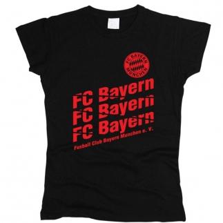 Bayern 04 - Футболка женская