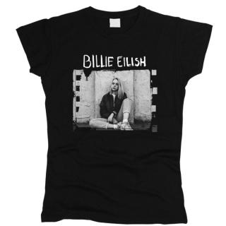 Billie Eilish 01 - Футболка женская