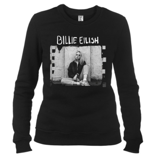 Billie Eilish 01 - Свитшот женский