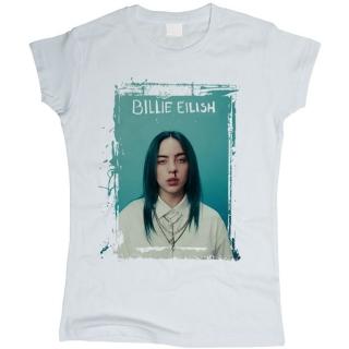 Billie Eilish 03 - Футболка женская