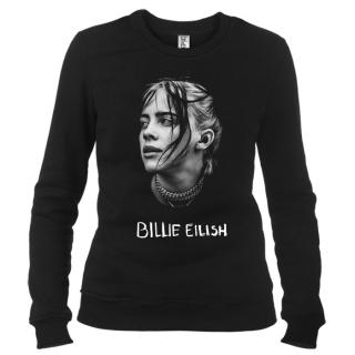 Billie Eilish 05 - Свитшот женский