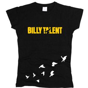 Billy Talent 01 - Футболка женская