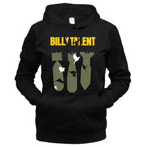 Billy Talent 02 — Толстовка женская