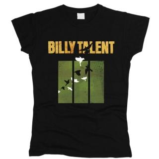 Billy Talent 03 - Футболка женская