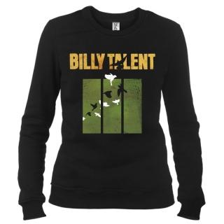 Billy Talent 03 - Свитшот женский