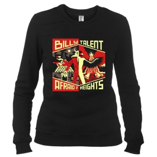 Billy Talent 04 - Свитшот женский