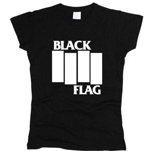 Black Flag 02 - Футболка женская