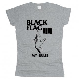 Black Flag 05 - Футболка женская