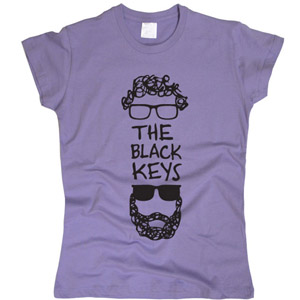 Black Keys 04 - Футболка женская