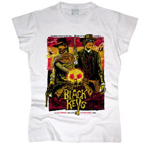 Black Keys 06 - Футболка женская