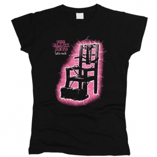 Black Keys 11 - Футболка женская