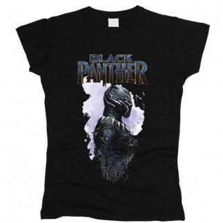 Black Panther 02 - Футболка женская