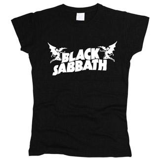 Black Sabbath 01 - Футболка женская