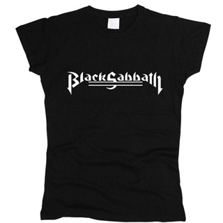 Black Sabbath 02 - Футболка женская