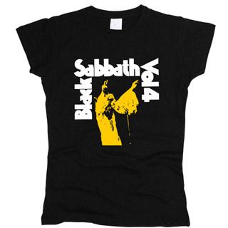 Black Sabbath 05 - Футболка женская