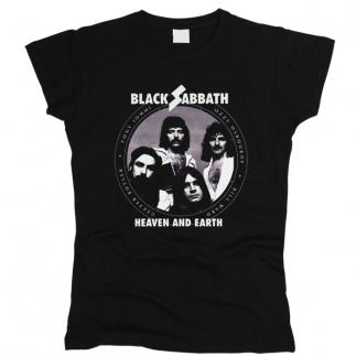 Black Sabbath 06 - Футболка женская